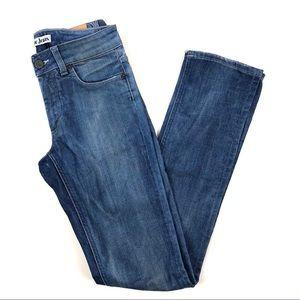 Acne Hex Sister Straight Leg Jeans